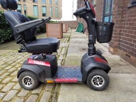 Envoy 8 + Mobility Scooter