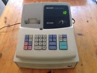 Sharp XE-A102 Cash register