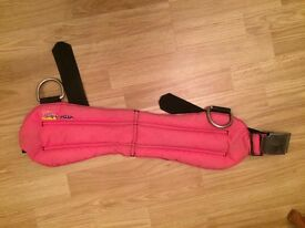 BARGAIN - Scuba Diving Shot Weight Belt (approx. 6kg) with S.Steel Quick Release Buckle