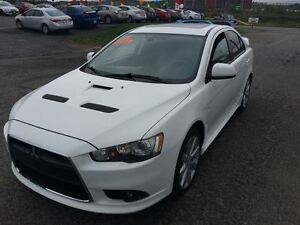 2014 Mitsubishi Lancer Ralliart, WOW WHAT A CAR, FULLY LOADED, A