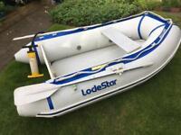 LoadeStar inflatable RIB Dinghy