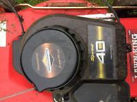 LawnKing Self Propelled Lawnmower