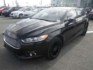 2014 Ford Fusion SE Leather nav Sunroof