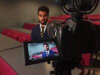 LONDON VIDEOGRAPHER CAMERA MAN | PROMOS ADVERTS | MUSIC VIDEOS | LIVE STREAMING |
