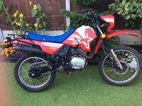 125cc Lifan