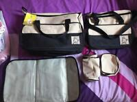 Brand new changing bag