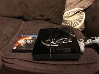 Darth Vader ps4 good condition (not got original controller or the game)