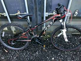 Felt teenage size mountain bike