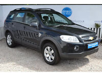 CHEVROLET CAPTIVA Can't get car finance? Bad credit, unemployed? We can help!