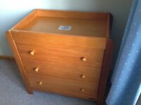 Mama & Papas wooden nursery furniture set