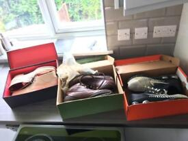Boots & Trainers Collection