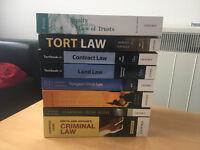 Law Books + Cases; GDL Elite Book + Cases , and Statute Book