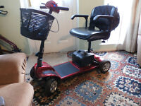 Mobility Scooter (Aerolite)