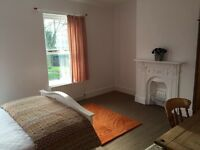 Very large double room available