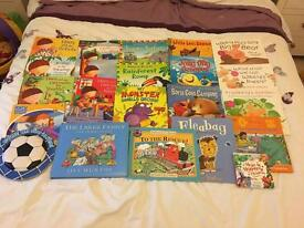 22 books for £10!
