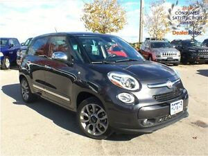 2015 Fiat 500L Lounge**NAVIGATION**PANORAMIC SUNROOF**