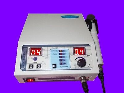 Therapy Electrotherapy Physio Ultrasound Unit 1 Mhz Reduce Swelling Machine Bvcg