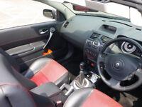 Renault Megane MONACO convertible, best trim and power, 70 mpg