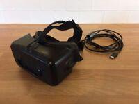 Oculus Rift DK2 Development Kit 2 Headset, Motion VR Camera and Leap Motion Controller
