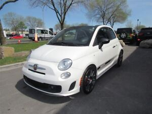 2013 Fiat 500C Abarth*VERY NICE AND CLEAN TRADE IN