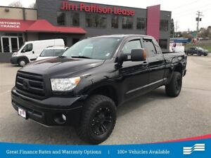 2012 Toyota Tundra SR5 4.6L V8 Offroad tires and Lift.