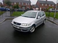 Vw polo 1.0 just passed mot, excellent car