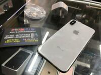 🔥 Apple iPhone X 64GB Unlocked White