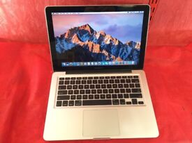 """MACBOOK PRO 13"""" INTEL 2.8Ghz i7=8GB RAM=1TB HDD=2011=COLLECTION FROM SHOP=FIXED PRICE=L740"""