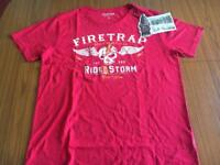 Men's Firetrap T-shirt, new, XL