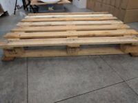 Pallets x2 - Good condition
