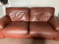 3 seater couch and 2 chairs FREE
