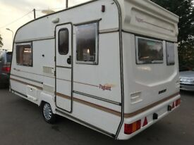 Bailey Pageant Touring Caravan, Full Cooker/Oven/Grill, All you could need for your holiday