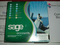 Sage Accounts plus used learning course