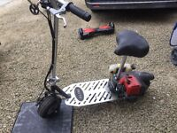 Goped kids petrol scooter spares or repairs