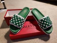 Valentino Garavani slippers 39 size UK 6