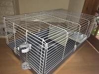 Rabbit/Guiana Pig Cage