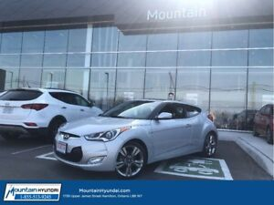 2016 Hyundai Veloster TECH | LEATHER | NAVIGATION | SUNROOF |