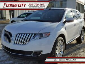 2014 Lincoln MKX | AWD - Bluetooth, Backup Cam