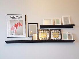 Shelves and Frames NEW