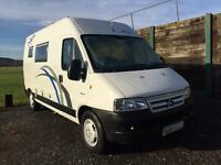 2006 Two Berth Global Saris Campervan