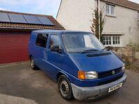 Volkswagen T4 800 Special, SWB BLUE. Campervan
