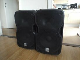 Alto TS112a 800w active speakers