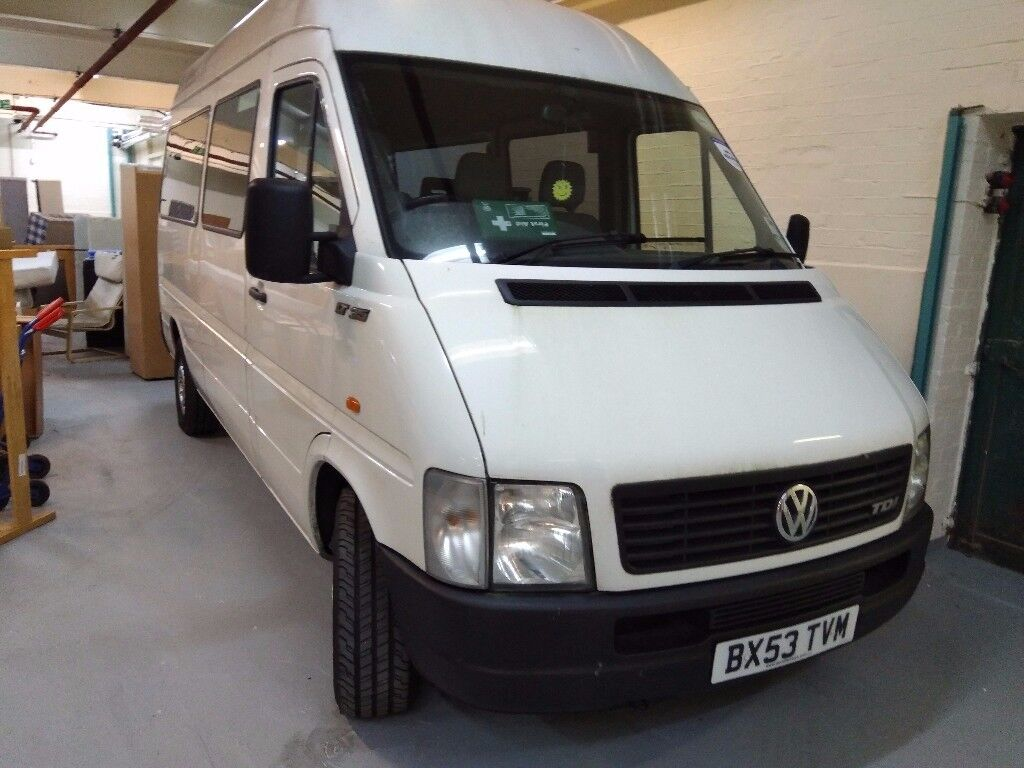 VW LT35 LT 35 MWB TDI DISABLED ACCESS IDEAL CAMPER VAN CONVERSION 25 Fully Equipped Mini