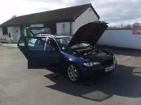 BMW 318i Tourer, LPG conversion