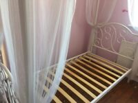 Kids 4 poster bed