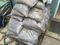 40 x 25kg bags of MOT £50