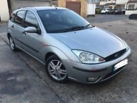 2003 FORD FOCUS ZETEC TDCI LONG MOT VERY RELIABLE FAMILY OWNED BARGAIN !!!