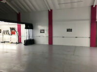 Workshop Space / Garage / Storage - up to 2800 sq ft