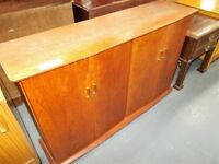 Double Wooden Cupboard…30078B