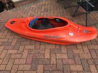 Liquid logic v56 playboat kayak canoe.